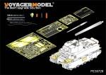 1-35-US-M6-Heavy-Tank-Gun-barrel-and-65292Atenna-base-Include-For-DROGON-6789