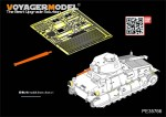 1-35-French-SOMUA-S35-Medium-Tank-Basic-For-TAMIYA-35344