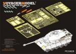 1-35-German-King-Tiger-Porsche-TurretFor-HOBBYBOSS-84530