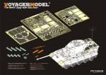 1-35-German-King-Tiger-Hensehel-Turret-For-HOBBYBOSS-84531