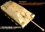 RARE-1-48-Jagdpanther-late-Version-for-Tamiya-32522-POSLEDNI-KUS