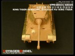 1-48-Zemmerit-for-KING-TIGER-For-TAMIYA-32536