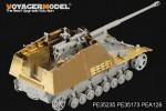 1-35-WWII-German-Sd-Kfz-164-Nashorn-Armour-plate-For-DRAGON-Kit