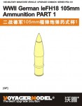 1-35-WWII-German-leFH18-105mm-Ammunition-PART-1