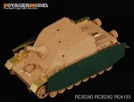 1-35-WWII-German-Sturmpanzer-IV-Brummbar-Early-Version-Side-Skirts-For-Tristar-35038