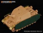 1-35-WWII-German-Sturmpanzer-IV-Brummbar-Early-Version-Side-Skirts-For-Tristar-35038