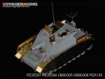 1-35-WWII-German-Sturmpanzer-IV-Brummbar-Mid-Version-Side-Skirts-For-DRAGON-6460