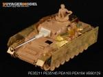 1-35-WWII-German-Panzer-IV-Ausf-J-Thoma-shields-wire-mesh-schurzen-For-All