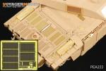 1-35-Modern-British-Challenger-2-MBT-Grills-For-TAMIYA
