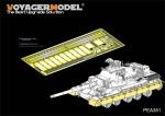 1-35-Modern-French-AMX-30B2-MBT-Track-Covers-For-MENG-TS-013