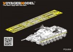 1-35-Russian-T-10M-Heavy-Tank-Track-Covers-For-MENG-TS-018