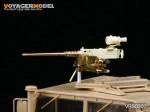 1-35-Modern-US-Browning-M2HB-GP-Machine-Gun-and-Optical-Collimator-Set