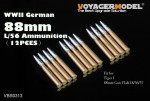 1-35-German-88mm-L-56-Ammunition