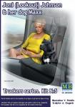 1-24-Joni-Johnson-and-her-dog-Maxx-Trucker-series
