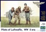 1-32-Pilots-of-Luftwaffe-WW-II-era-Kit-1