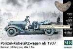 1-35-Polizei-Kubelsitzwagen-ab-1937-German-military-car