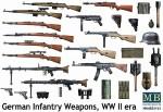 1-35-German-infantry-weapons-WW-II-era
