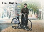 1-35-Frau-Muller-Woman-and-womens-bicycle-Europe-WWII-Era