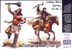 1-35-Tomahawk-Charge-Indian-Wars-2-fig-+-horse