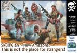 1-35-Skull-Clan-New-Amazons-Desert-Battle-Series