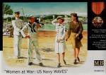 1-35-Description-US-Navy-figures-2-men-2-women-a-parrot-and-a-monkey