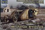 1-72-Mk-I-Female-British-tank-Somme-battle-1916
