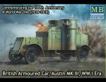 1-72-Austin-Mk-III-British-armored-car-1914-1918