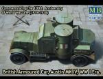 1-72-Austin-Mk-IV-British-armored-car-1914-1918