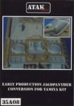 RARE-1-35-CONVERSION-for-JAGDPANTHER-Early-Model-RESIN-PARTS-POSLEDNI-KUS