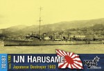 1-700-Destroyer-IJN-Harusame-1903