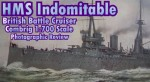 1-700-HMS-Indomitable-Battlecruiser-1908