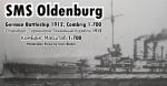 1-700-German-Oldenburg-Battleship-1912-NEW