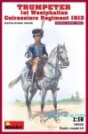 1-16-Trumpeter-1st-Westphalian-Cuirassiers-Regiment-1813