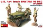 1-35-US-4x4-Truck-Bantam-40-BRC-w-crew