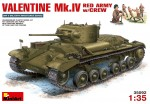 RARE-1-35-VALENTINE-Mk-IV-RED-ARMY-w-CREW