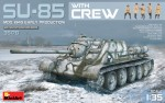 1-35-SU-85-model-1943-with-crew-early-production