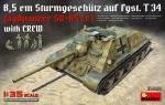 1-35-Jagdpanzer-SU-85-R-w-CREW