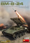1-35-BM-8-24-Soviet-Self-Propelled-Rocket-Launcher