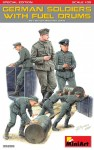1-35-GERMAN-SOLDIERS-w-FUEL-DRUMS-SPECIAL-EDITION