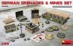 1-35-GERMAN-GRENADES-and-MINES-SET