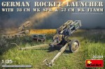 1-35-German-rocket-launcher-with-28cm-WK-Spr-and-32cm-WK-Flamm