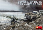 1-35-Soviet-2-Ton-truck-6x4-and-76-mm-USV-BR-Gun
