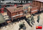 1-35-Railway-Gondola-165-18t-incl-drums-and-figures