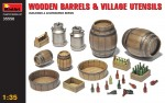 1-35-Wooden-barrels-and-village-utensils