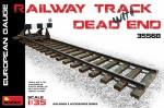 1-35-Railway-track-and-Dead-end-European-Gauge