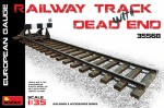 1-35-Railway-track-and-Dead-end-European-Gauge