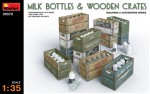 1-35-MILK-BOTTLES-and-WOODEN-CRATES