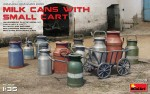 1-35-Milk-Cans-with-Small-Cart