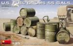 1-35-U-S-Fuel-Drums-55-Gals-12-pcs-