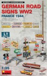 1-35-German-Road-Signs-WWII-France-1944